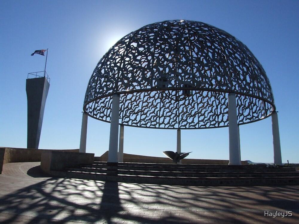 Lest We Forget. HMAS Sydney Memorial. by HayleyJS