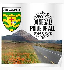 Donegal Poster