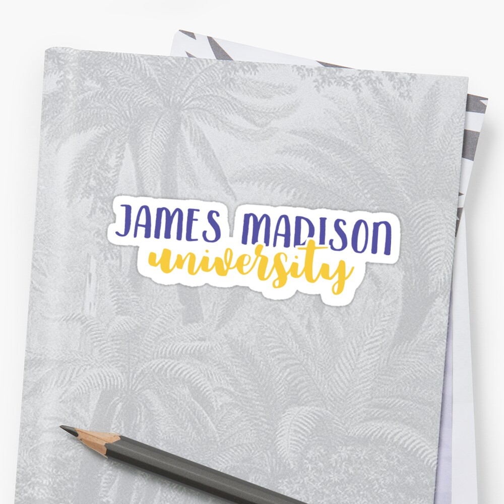 James Madison University by Pop 25