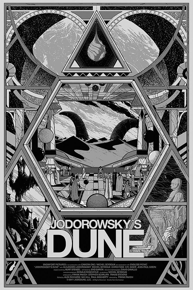 Jodorowsky's Dune by azer89