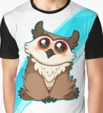 Adorable Owlbear - Cute D&D Adventures Graphic T-Shirt
