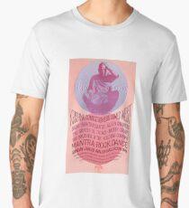 Vintage Concert Poster – Mantra Rock Dance 1967 Men's Premium T-Shirt