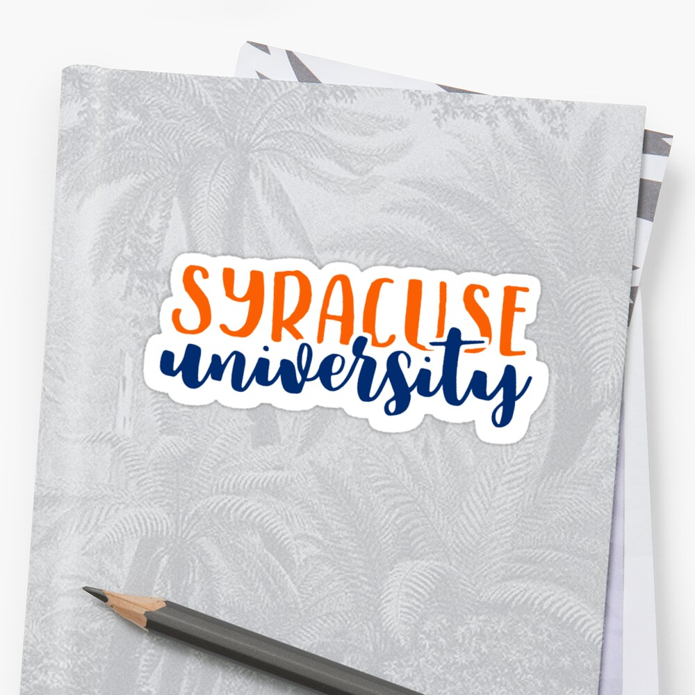 Syracuse University by Pop 25