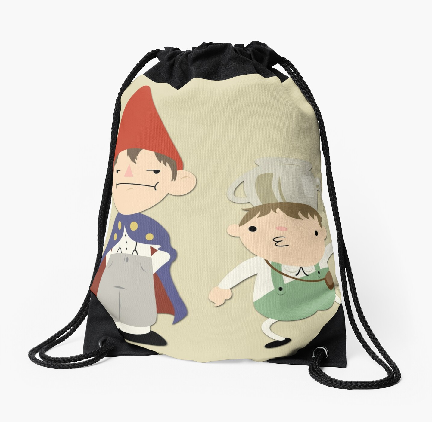 Etsy Bild Over The Garden Wall Greg And Wirt