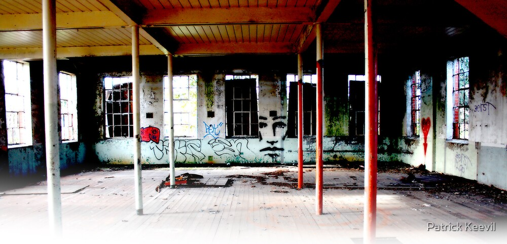 Abandoned by Patrick Keevil
