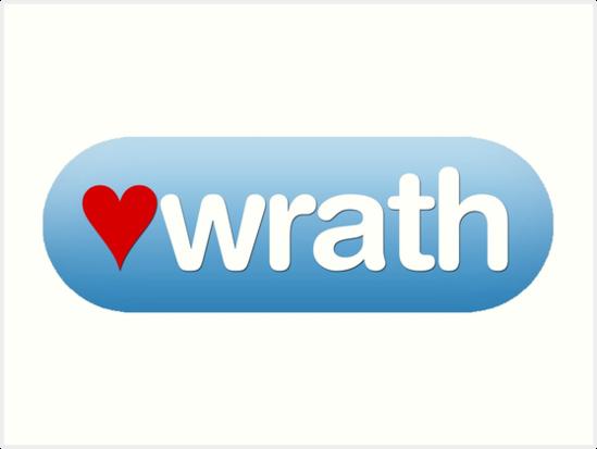 I heart wrath by arch0wl