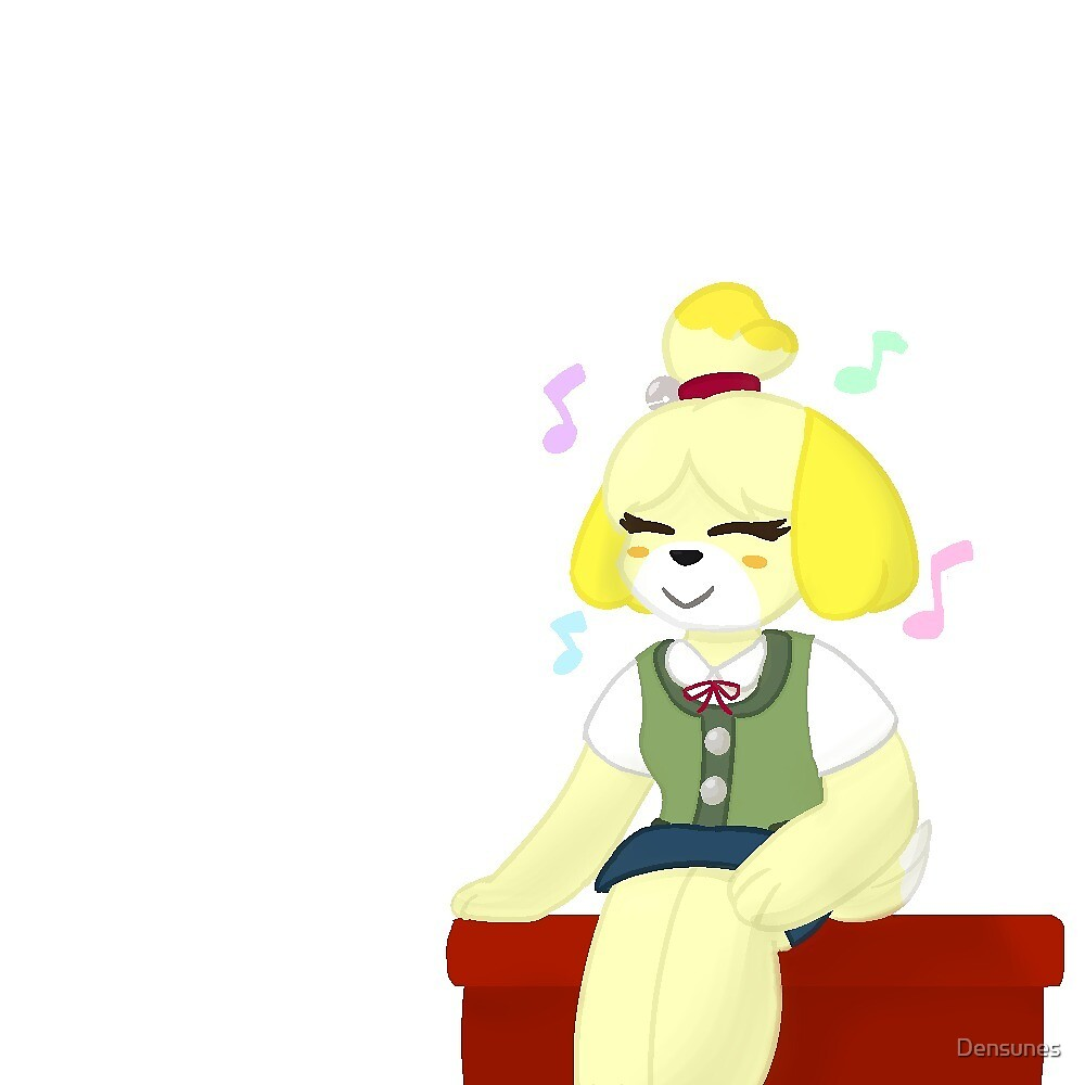 Isabelle by Densunes