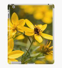 Little Yellow Flowies iPad Case/Skin