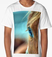 Horse Eye Long T-Shirt