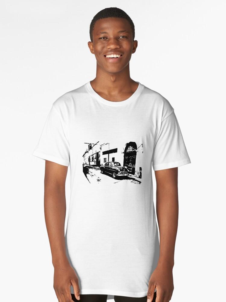 Cuba Long T-Shirt Front