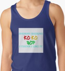 ed394aa4a09287 SHIMMY SHIMMY YA SHIMMY YAM SHIMMY YAY Women s Tank Top. EXO The War