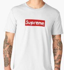 "Supreme Box Logo - ""scribble supreme"" Men's Premium T-Shirt"