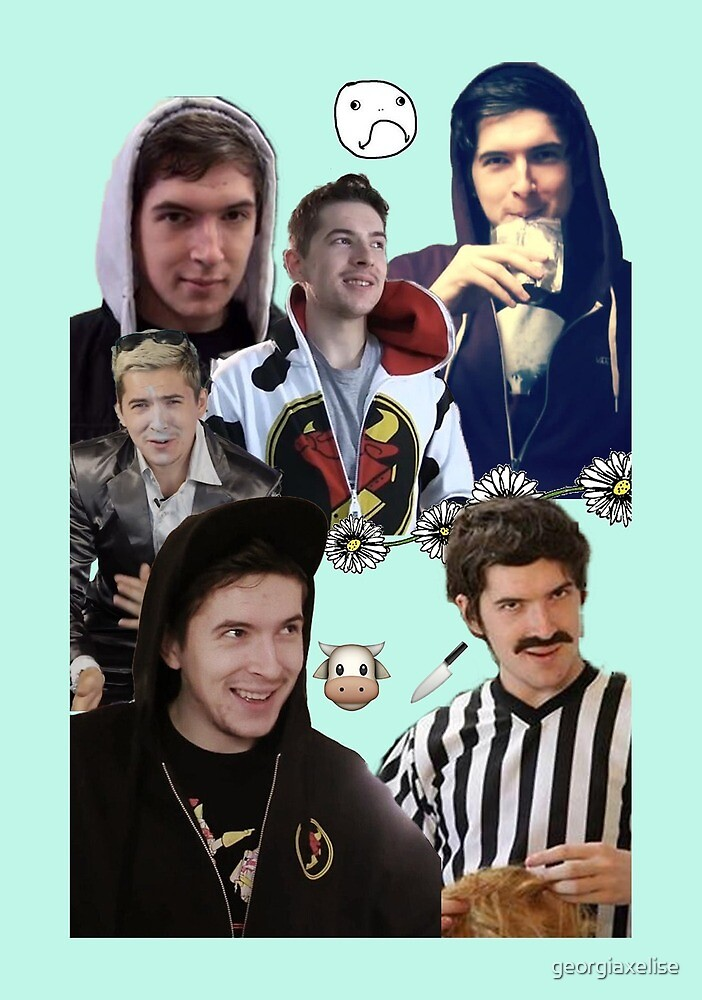 ImmortalHD collage by georgiaxelise