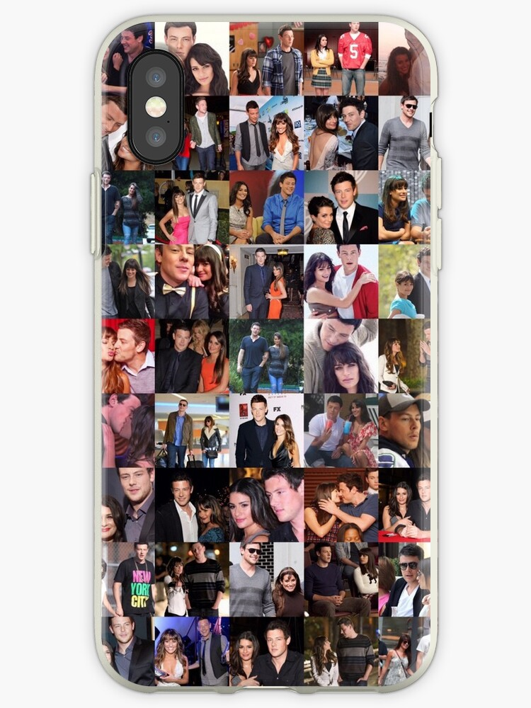 Monchele Collage, Glee Cast - Many Items Available by fandomxclothing