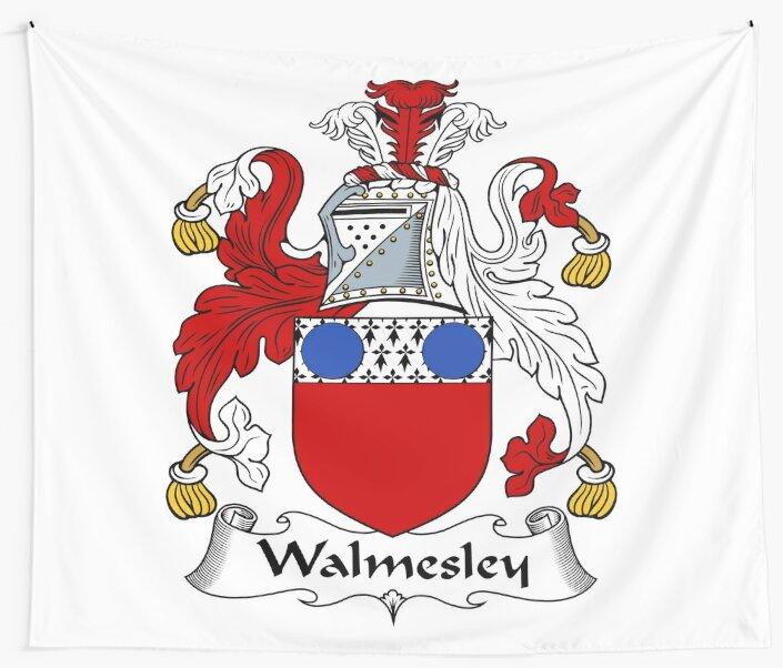 Walmesley by HaroldHeraldry