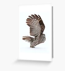 Proceed to runway for take off Greeting Card