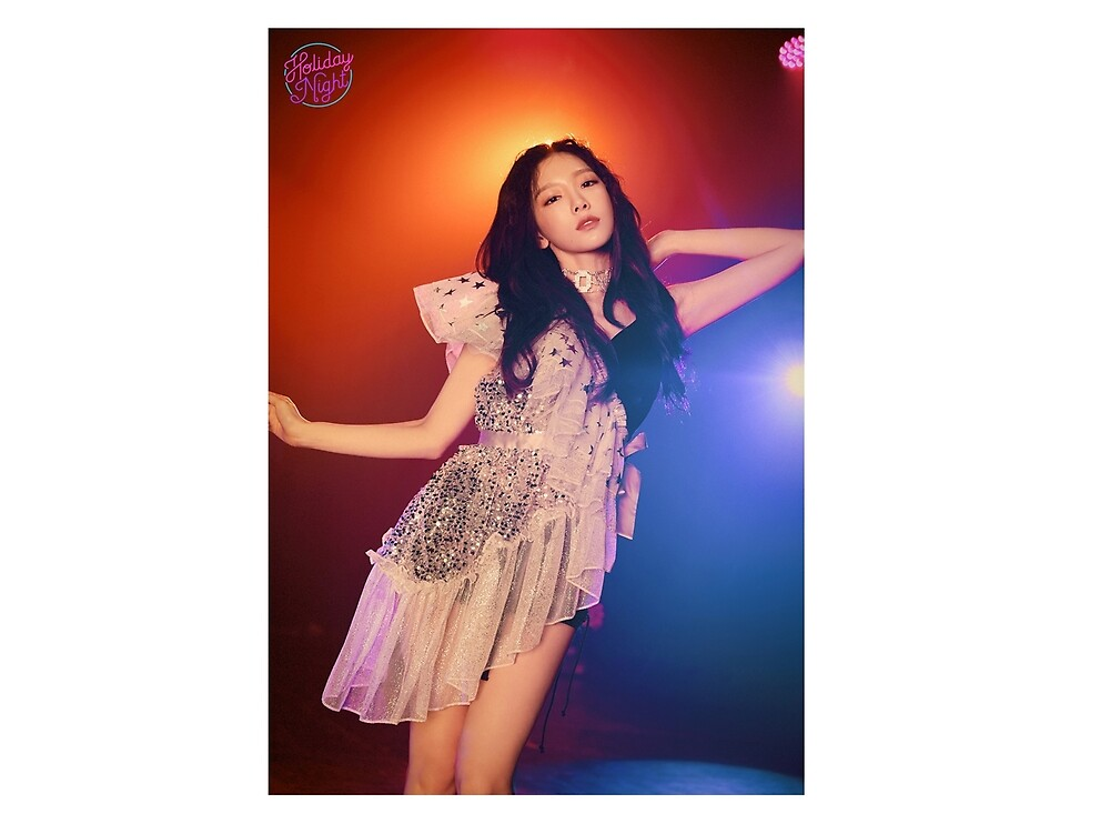TAEYEON ALL NIGHT by BTS EXO
