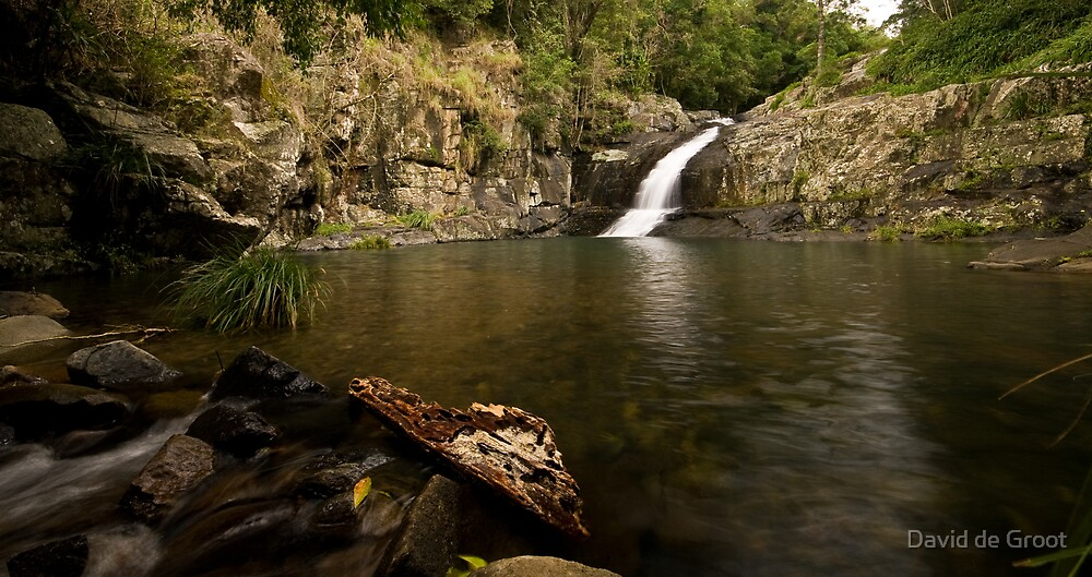 Main Falls by David de Groot