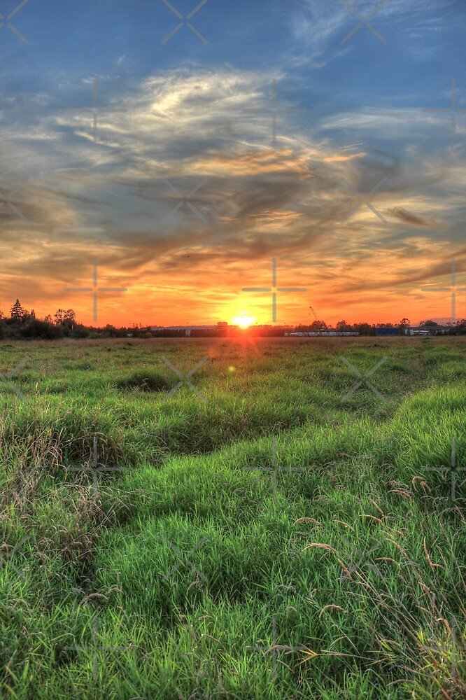 Amazing Sunset by Erniesartwork