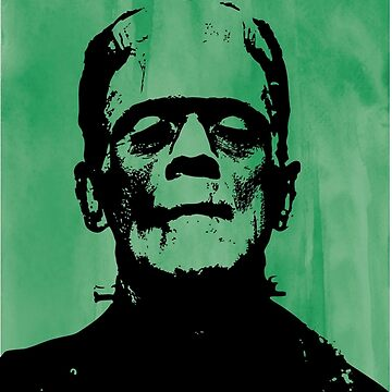 Frankenstein on Green by superflygeckos