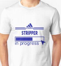 STRIPPER Unisex T-Shirt