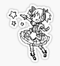 Puella Magi Madoka Magica - Madoka Kaname  Sticker