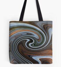 Nature's Illusions- Winterwood Tote Bag