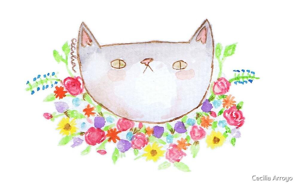 Prettiest kitten by Cecilia Arroyo