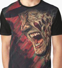 Freddy Krueger Graphic T-Shirt