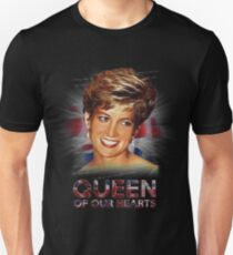 Princess Diana proper lady and Queen of our hearts T-Shirt