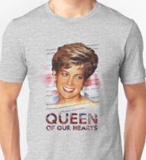 Princess Diana proper lady and Queen of our hearts Unisex T-Shirt