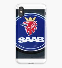 Saab iPhone Case/Skin