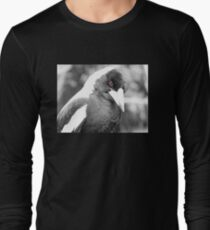 Magpie Black and White T-Shirt