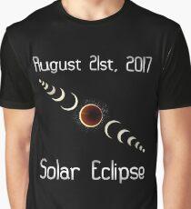 Solar Eclipse 2017 Memorabilia Graphic T-Shirt