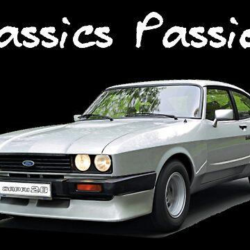 Classics Passion 013 Ford Capri by CPG-Designs