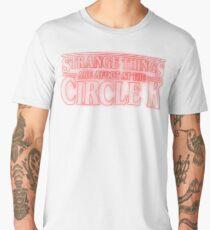 Strange Things are Afoot at the Circle K Men's Premium T-Shirt
