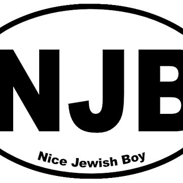 NJB Nice Jewish Boy by MadEDesigns