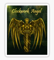 Clockwork Angel - The Infernal Devices Sticker