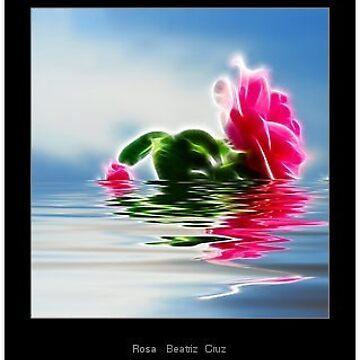 A Rose Awaits You by bettycruz