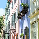 Rainbow Row by Southern  Departure