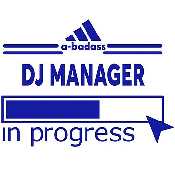 DJ MANAGER by Ericusa