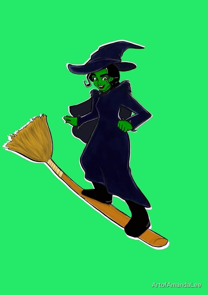 Wicked by ArtofAmandaLee