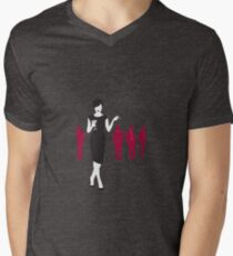 Sixties Siren Men's V-Neck T-Shirt