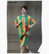 Wanna One (워너원) - Ong Seongwoo (옹성우) Poster