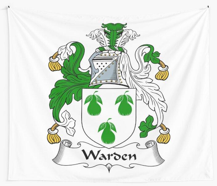 Warden  by HaroldHeraldry