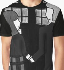 Always Black and White Graphic T-Shirt