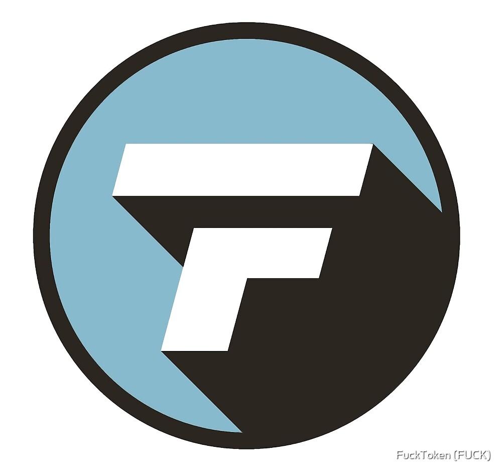 FUCK Retro (logo only) by FuckToken (FUCK)