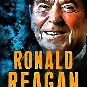 ronald reagan by yowesben471