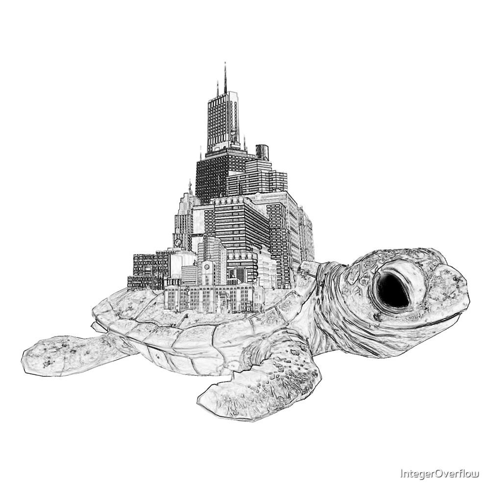 Turtle Island by IntegerOverflow