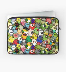 Everybirdy Pattern Laptop Sleeve